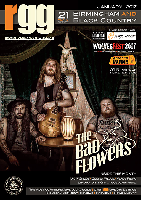 January 2017 Back Issue